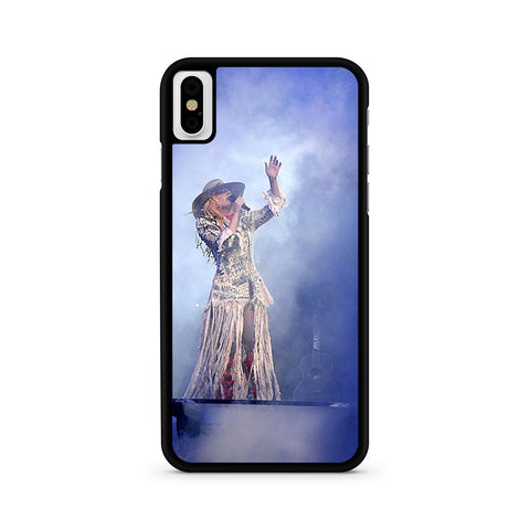 Lady Gaga Perfomance Joanne World Tour iPhone X | iPhone Xs Case