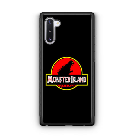 Monster Island Samsung Galaxy Note 10 Case