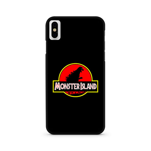 Monster Island iPhone X | iPhone Xs Case
