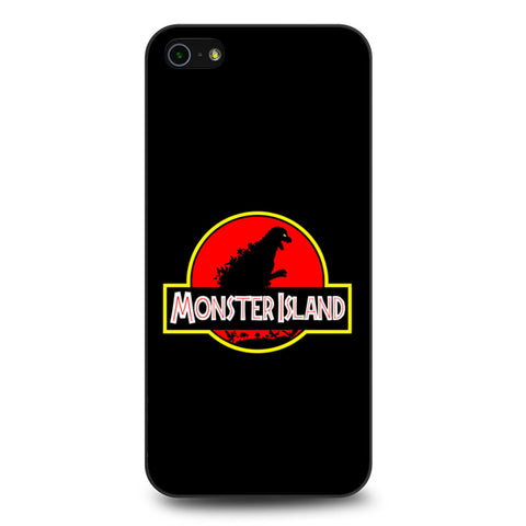 Monster Island iPhone 5 | 5S | SE Case
