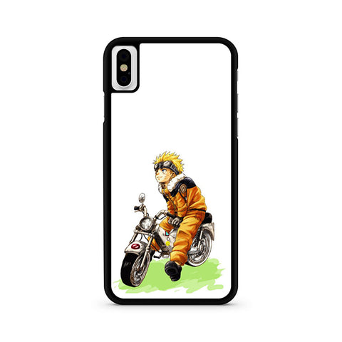 Naruto Ride Motorcycle iPhone X | iPhone Xs Case