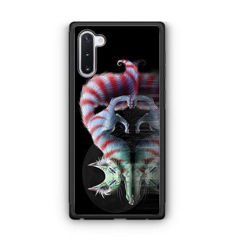Nightmare Cheshire Cat Samsung Galaxy Note 10 Case