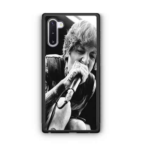 Oliver Sykes Bring Me The Horizon Samsung Galaxy Note 10 Case