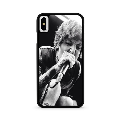 Oliver Sykes Bring Me The Horizon iPhone X | iPhone Xs Case