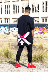 XXUPP FRONT2BACK tall-tee