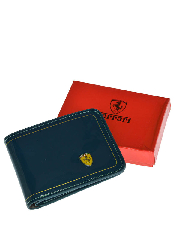 Ferrari Fashion Leather Wallet For Men