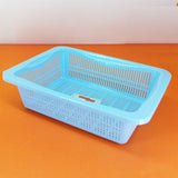 Multipurpose 11 x 8 inches Small-Size Plastic Basket