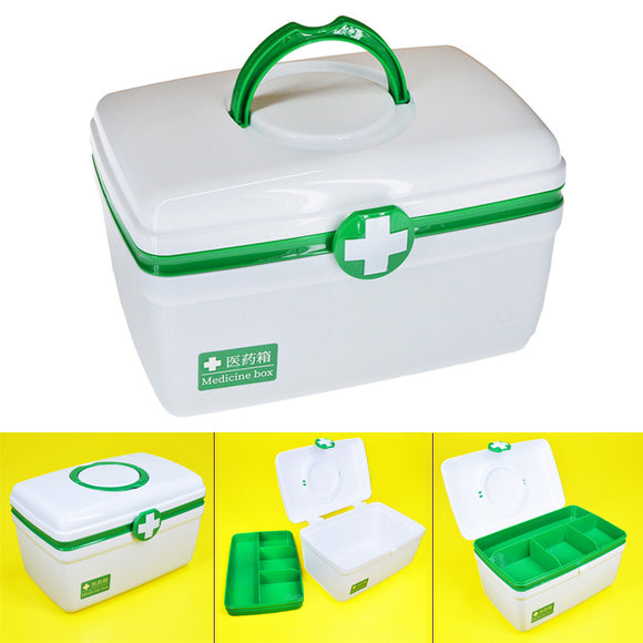 Multi-Purpose Medicine & Cosmetics Organizing Storage Box