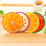 Pack Of 6pcs Silicon Mix Fruit Tea Mates / Cup Mates