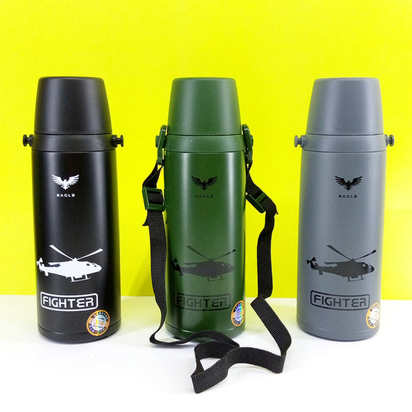 Fashion Stainless Steel 850ml Insulated  Water Bottle & Flask