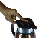Full Stainless Steel 2 Litres Tea / Coffee Thermal / Vaccuum Flask