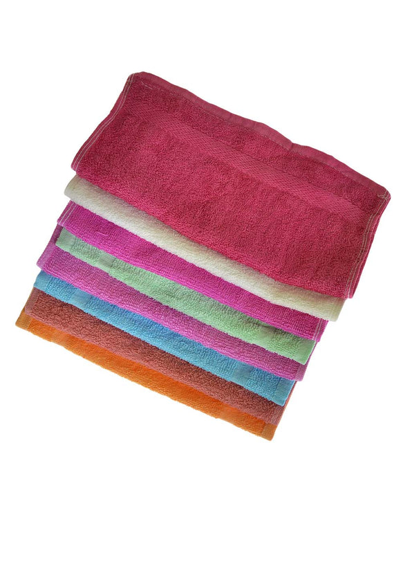 Pack Of 2 Small Mix Color Cleaning Towels