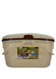 Lavena Galaxy Storage Basket With Carrying Handle