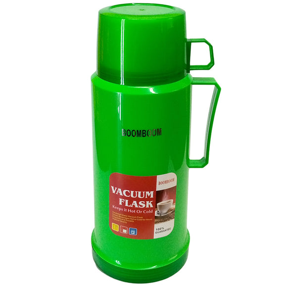 Boom 450ml Tea / Coffee & Water Thermal Flask (Inside Glass)