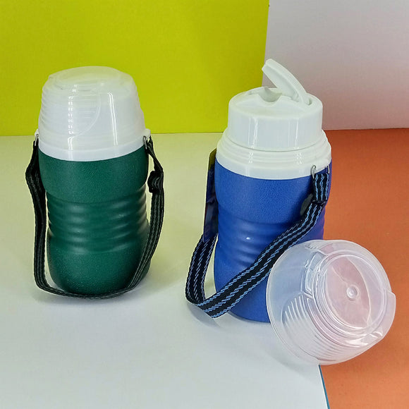 Bright Jet Cooler 500ml Kids' School Water Cooler & Thermos