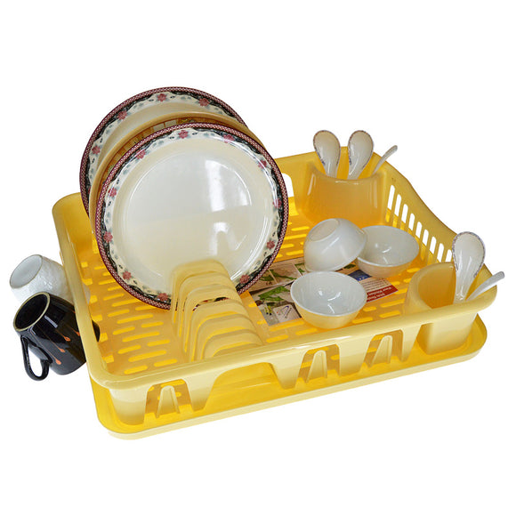 Lion Plastic Plates, Dishes & Cutlery Storage Tray
