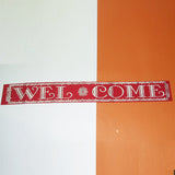 Welcome Party Decoration Strip