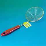 Stainless Steel 5 inches Strainer  Frying Jali ( Small Size )