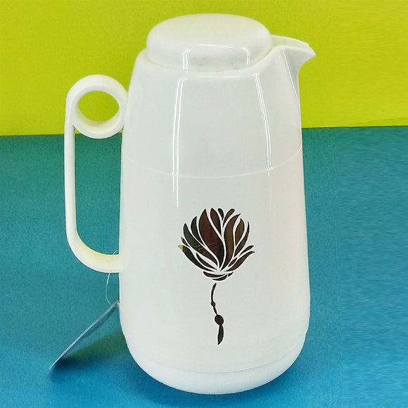 Good 1-Litre Tea &  Coffee Thermal Flask Inside Glass