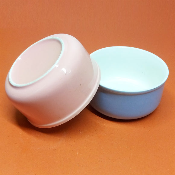 Ceramic 500ml Plan Soup Bowl ( One Piece )