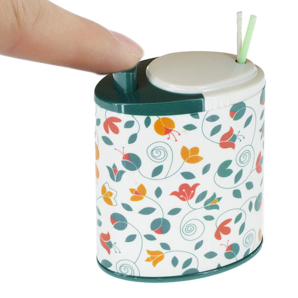Plastic Toothpick Dispenser & Holder