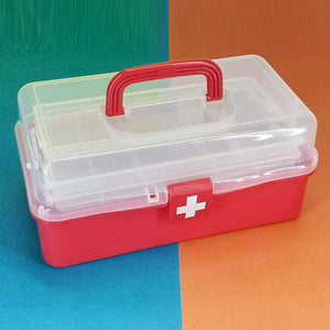 Multi-Purpose Medicines Organizing Storage Box