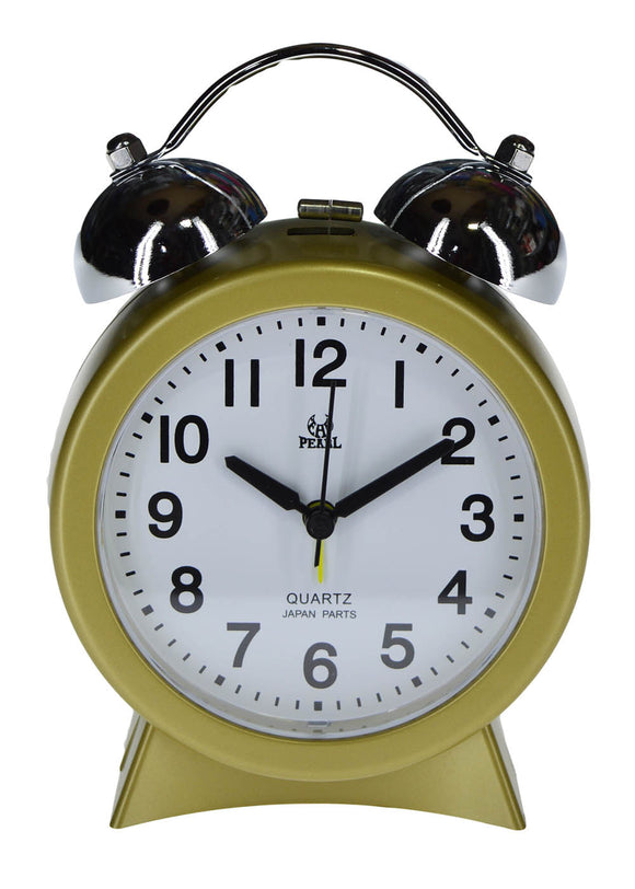 Alarm & Table Clock 4.5 inches
