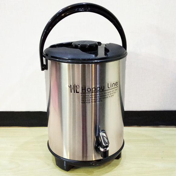 Happy Line Metallic Imported Quality 14-Liters Water Cooler