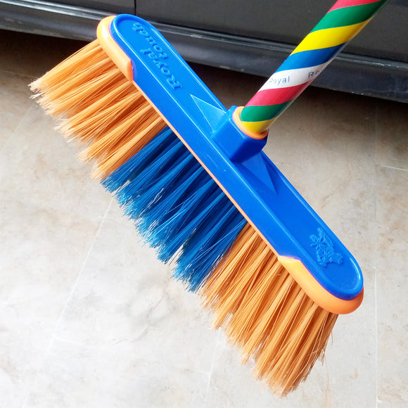 Standing Brush / Broom 51-Inches  ( Random Colors)