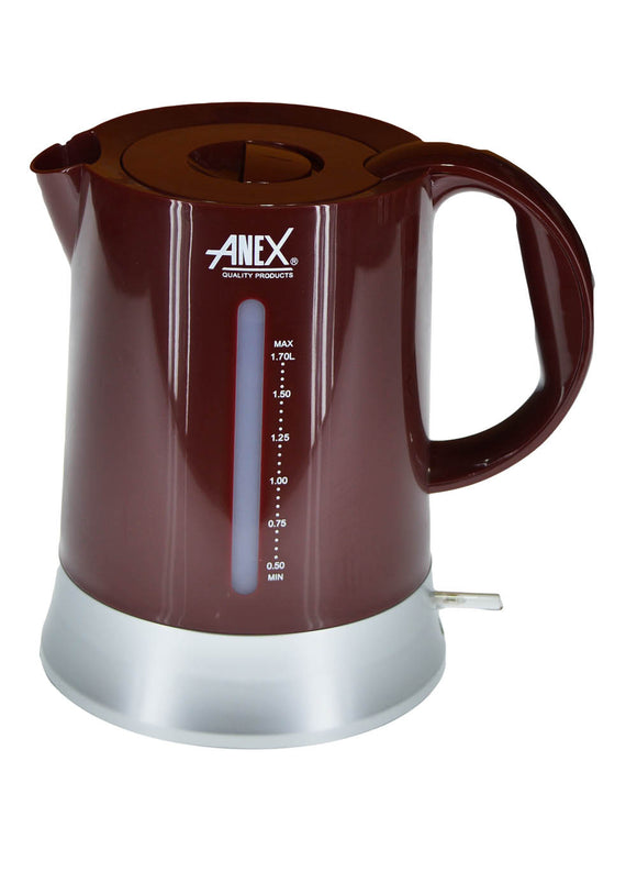 Anex Electric Kettle AG-4027 ( 2 Years Brand Warranty)