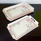 IBM 3pcs Melamine Heavy Plastic Tray Set
