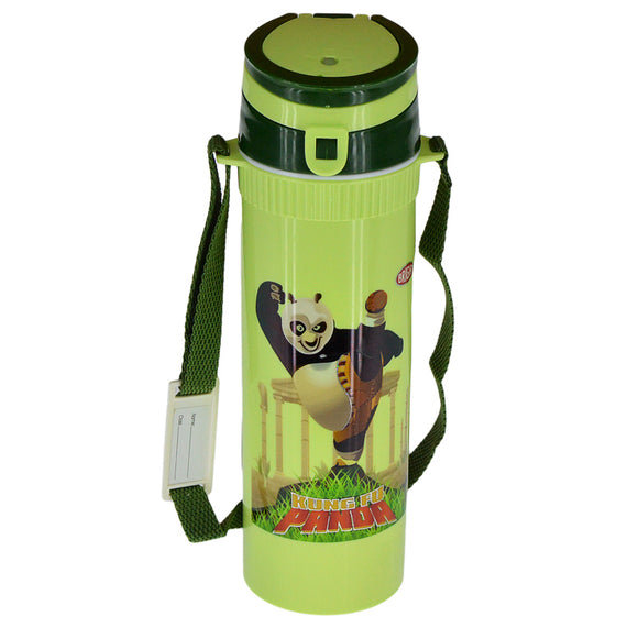 Kids Plastic 800ml School Water Cooler & Thermos With Carrying Handle