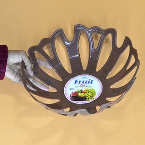 Plastic 12 inches Fruit Serving Bowl