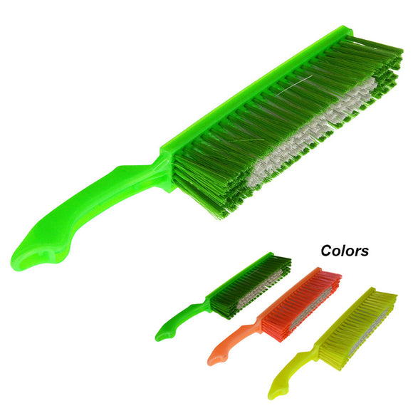 Carpet Cleaning Soft Brush 15 inches ( Random Colors )
