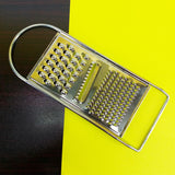 Smart Multi-Purpose Stainless Steel Flat Shape Grater