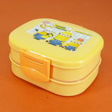 Bright Kids School Plastic Tiffin & Lunch-Box