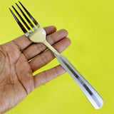 Pack Of 6pcs Stainless Steel Forks