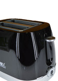 Anex Deluxe 2 Slice Toaster AG-3018 ( 2 Years Brand Warranty)