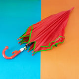 Kids' Medium Size Rainbow Parachute Umbrella