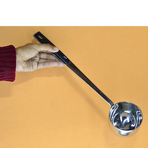 Stainless Steel Heavy Duty Ladle 14.5 inches ( Large )