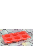 Silicon Fire Proof High Quality 12 x 7 inches Cupcake / Cookies Mould