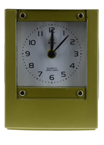Alarm & Table Clock 3X3.5 inches