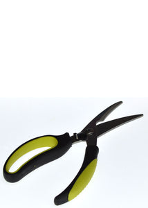 Stainless Steel Food Cutting Scissors With Spring