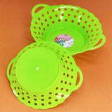 Pack Of 2Pcs Medium & Small Size Plastic Fruit Basket