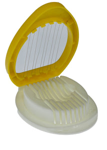 Plastic Egg Slicer With Steel Strings