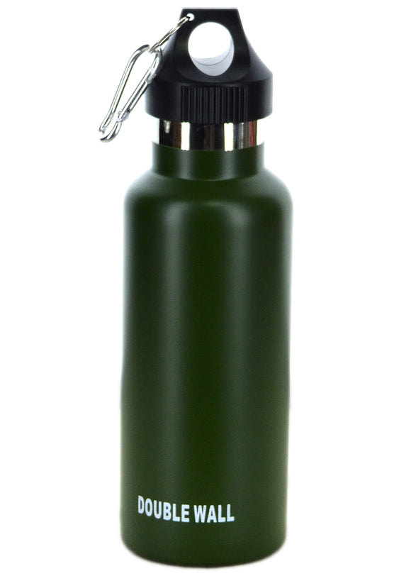 H&C Stainless Steel 500ml Water Bottle