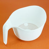 Prime Medium Size Vegetable And Rice Wash Strainer Mug