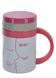 BNS Stainless Steel 320ml Vacuum Coffee Mug