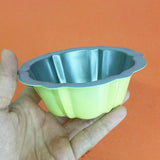 Metal Small Size Cup Cake & Jelly Baking Mould