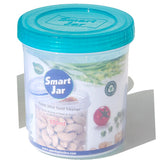 Appollo 900ml Smart Plastic Food Jar